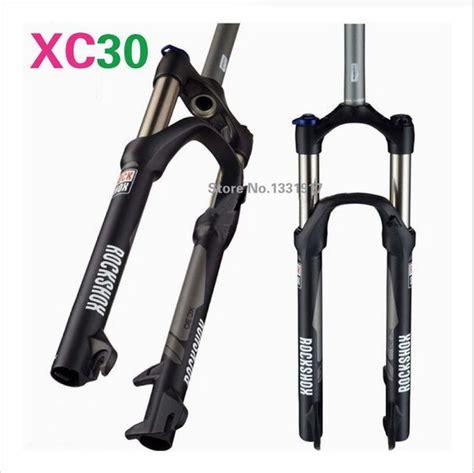 kaos sepeda rock shox 1 downhill rockshox xc30 bicycle fork 26 mountain bicycle forks rock