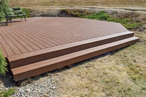 Composite Decking Brands lacey trex decking installation ajb landscaping amp fence