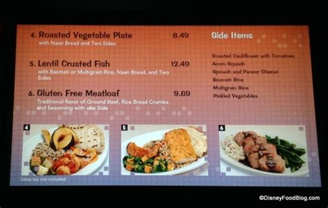 Landscape Of Flavors What S New Around Disney World September 4th 2014 The