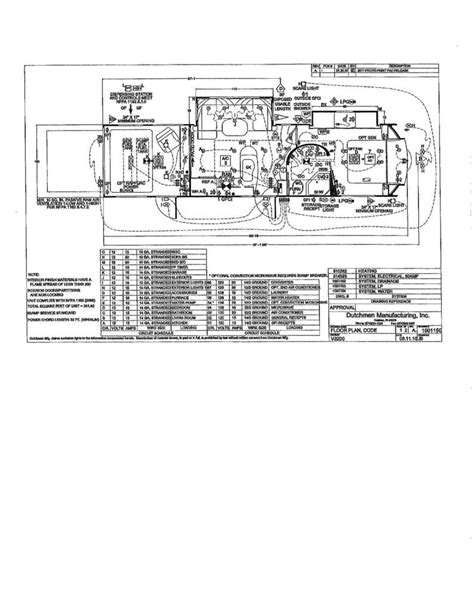 dutchman wiring diagram wiring diagram schemes