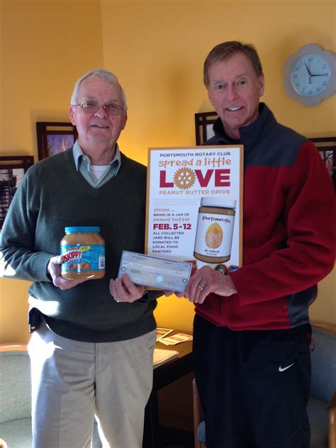basic needs team spreads the rotary club of portsmouth