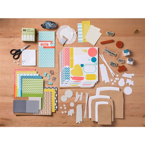 card monthly kits everyday occasions cardmaking kit bundle stin up