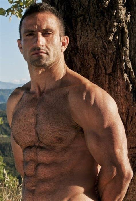 Fur On Muscle Hot Men Pinterest Hairy Chest Rugged Men And Muscle Bear