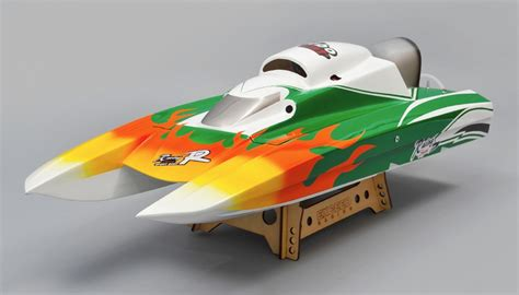 rc racing boats gas powered exceed racing fiberglass spider 26cc gas powered artr