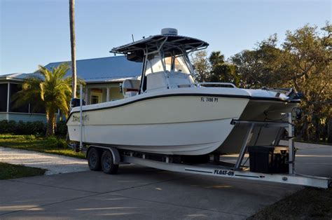 fishing boat prowler prowler 246 catamaran for sale sold the hull truth