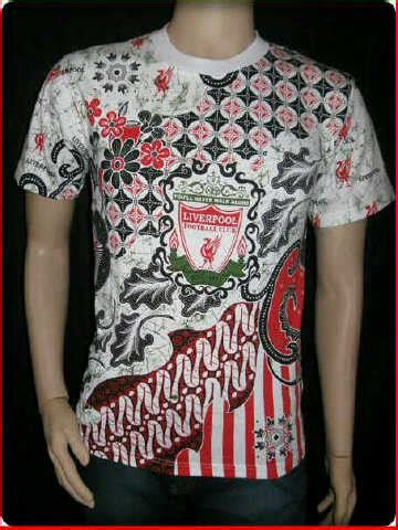 Kaos Liverpool 08 jual batik bola liverpool hub 0819 3174 8006 jual