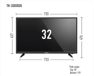 Led Panasonic 32d302 spesifiksi televisi lengkap terkini harga dan spesifikasi tv led panasonic model 32d302 hdtv 32