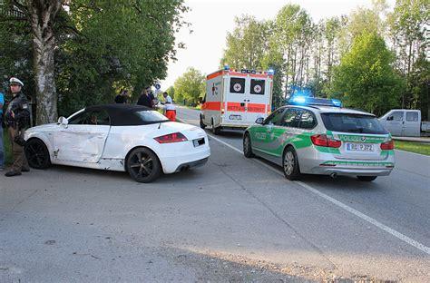Unfall Motorrad B 307 by B15 Schwerer Unfall Mit Motorrad Wasserburger Stimme