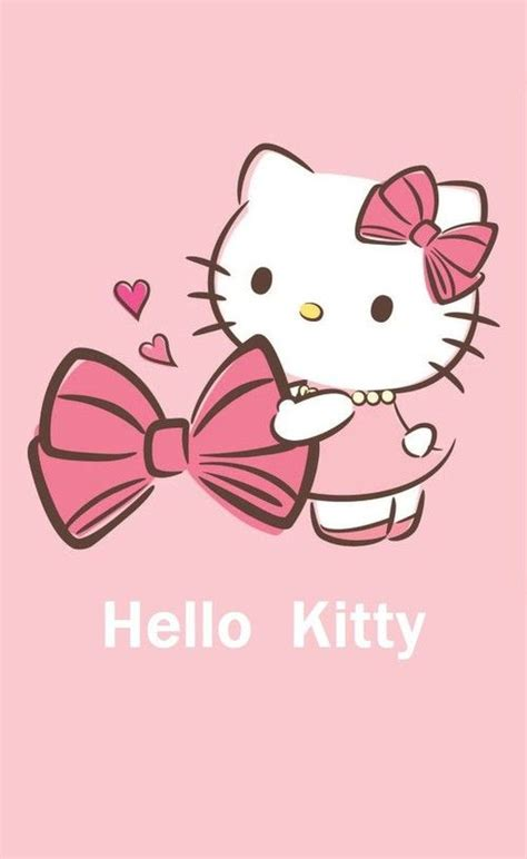 tato kartun hello kitty 25 best ideas about kitty wallpaper on pinterest hello