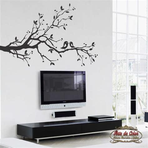Livingroom Art by Adesivo De Parede 193 Rvore 05 Arte De Colar Adesivos