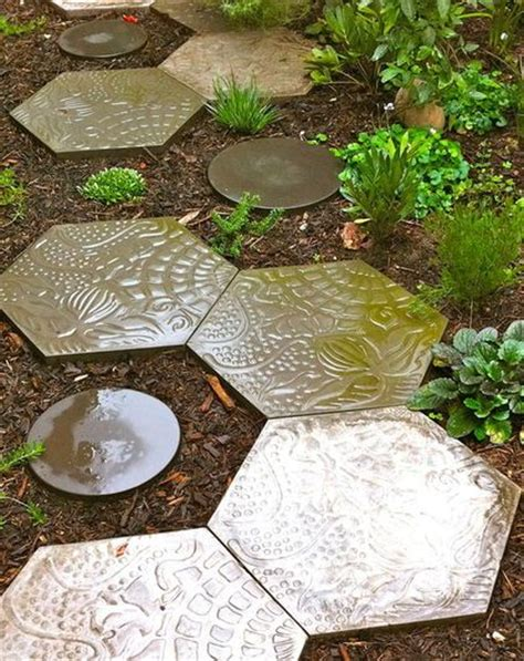 150 best images about garden pathways stepping stones on