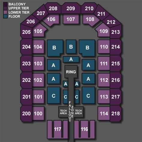 wwe raw tickets for newcastle metro radio arena on friday