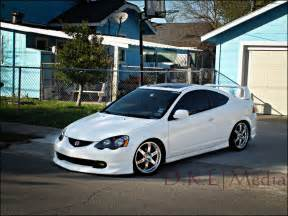 Acura Rsx Type S Acura Rsx Type S White