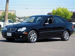 Mercedes 2003 C240 2003 Used Mercedes C Class C240 At Cal Auto Outlet 4