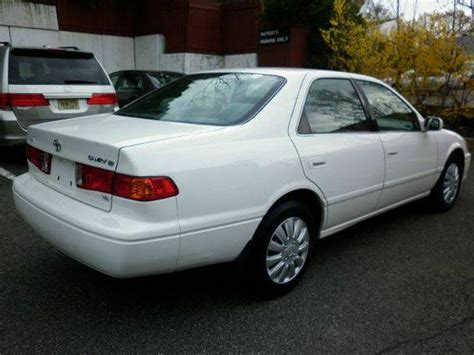 2001 Toyota Camry V6 Mpg 2001 Toyota Camry Le V6 130 351 Classified Ad