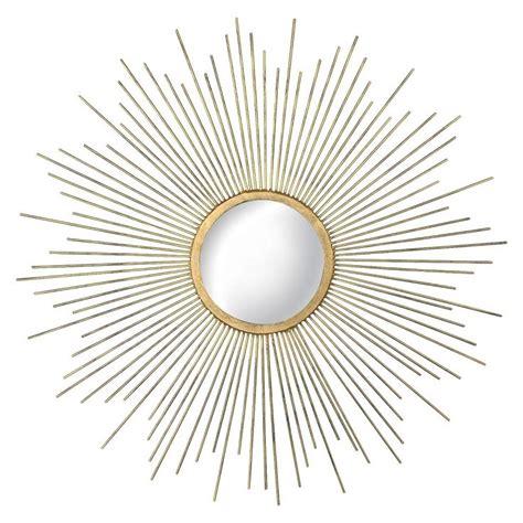 sunburst wall decor wall decor minimalist sunburst mirrors with gold sunburst
