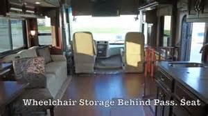 Handicap Accessible Bathroom Floor Plans 2012 newmar canyon star 3911 wheelchair accessible