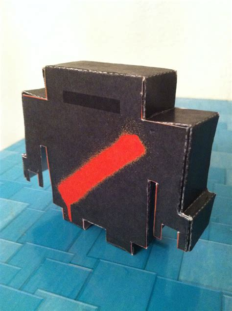 Create Your Own Papercraft - make your own papercraft robot reach records