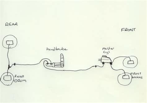hydraulic handbrake diagram urgent hydraulic handbrake help needed