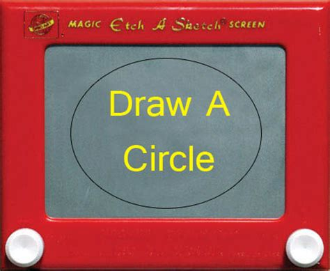 Things To Draw On Etch A Sketch by Episode 15 Hack An Etch A Sketch To Draw Circles