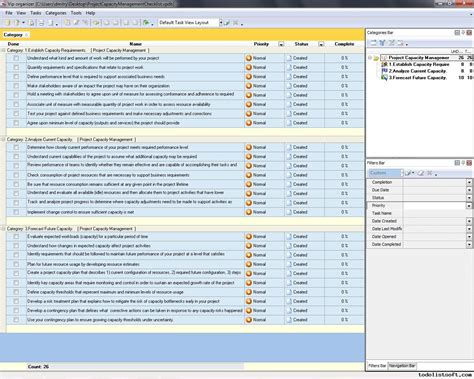 spreadsheet project management template tools for project management project management