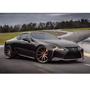Hot Or Not The Lexus LC 500 In Black And Bronze – Clublexus
