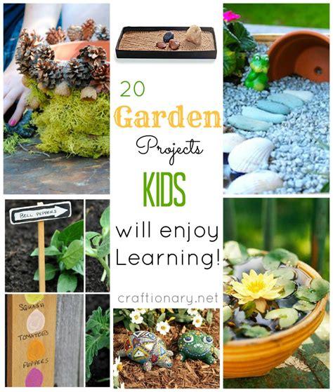 Garden Ideas For Children Craftionary