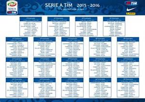 Calendario 2018 Serie A Serie A 2015 2016 Il Calendario In Diretta Su Sky Sport