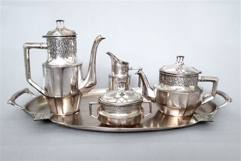 Home Interiors Collection Orivit Art Nouveau Tea Amp Coffee Service Dorian Frank