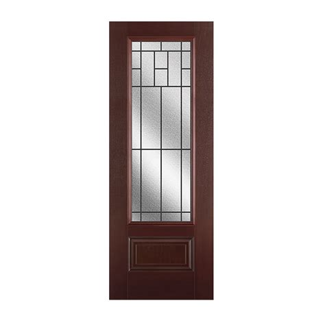fiberglass entry door with glass exterior fiberglass doors with glass home entrance door
