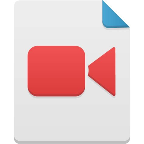 video layout icons video icon flatastic icons part 1 softicons com