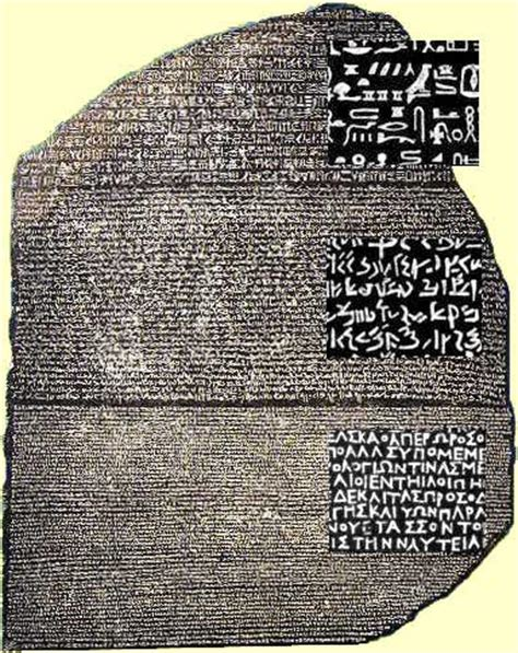 rosetta stone egypt archaeologists dawn of egyptian culture
