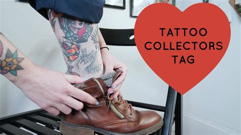 tattoo tag youtube questions i made a thing tattoo collectors tag youtube