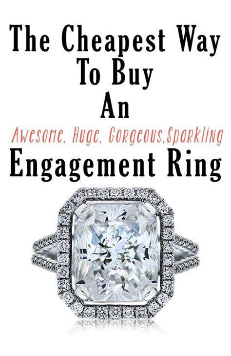 The Cheapest Way to Get a Great Diamond   Diamonds are a