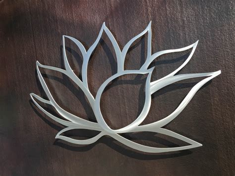 metal home decor lotus flower metal wall lotus metal home decor
