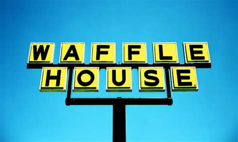 The Waffle House by Waffle House St Augustine Fl