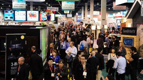 consumer electronics show lost  spark cnn