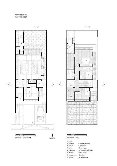 house jakarta raw architecture archdaily