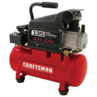 craftsman 3 gallon air compressor craftsman 3 gallon 1 hp oil lubricated air compressor