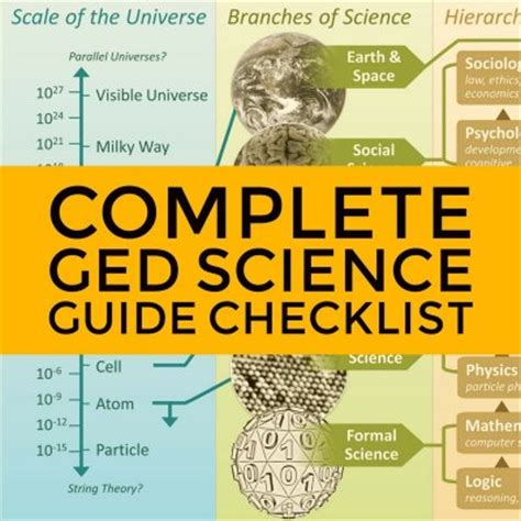A Guide To Science Ged Science Guide 1 Free Ged Study Guide And Free