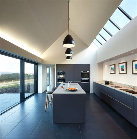 angled ceiling lights an indirect ambience to the entire 25 best ideas about vaulted ceiling lighting on pinterest
