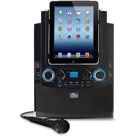 singing machine ism9090bt bluetooth mobile karaoke system
