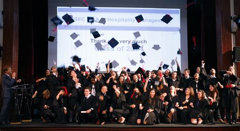 Essec Mba by Inauguration Of Essec Imhi Hospitality Of Honor