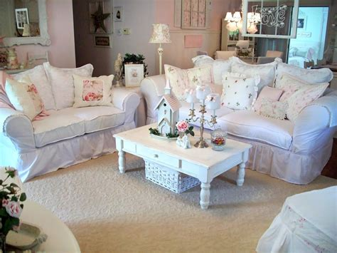 shabby chic livingrooms shabby chic living rooms living room and dining room