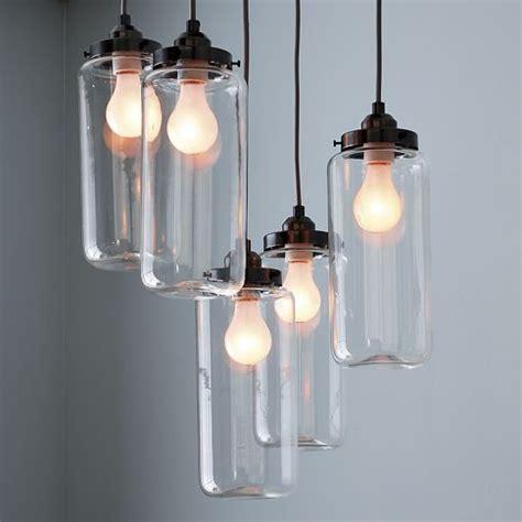 Light Bulb Lamp Ikea by Veja Como Fazer Lumin 225 Ria Pendente Em Pote De Vidro