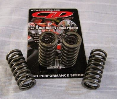 Per Klep Sonic 125 Daytona Racing motor drag jualan part racing cld