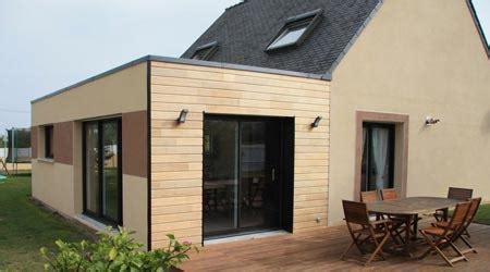 Modèle D Extension De Maison by Prix D Une Extension De Maison Co 251 T De Construction