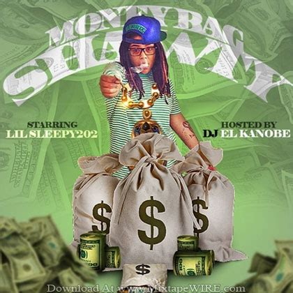 Jims Honey Lil Bow Bag lil sleepy202 money bag shawty mixtape by dj el kanobe