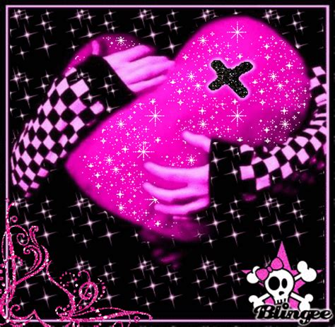 imagenes de emo brillantes emo corazon fotograf 237 a 81824677 blingee com