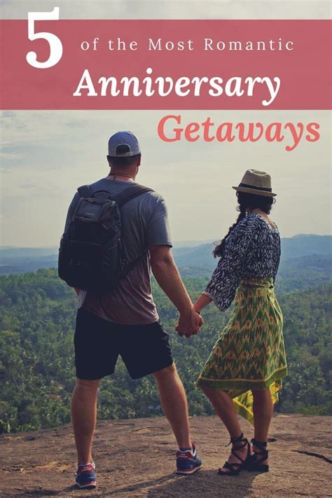 Best 25  Anniversary getaways ideas on Pinterest
